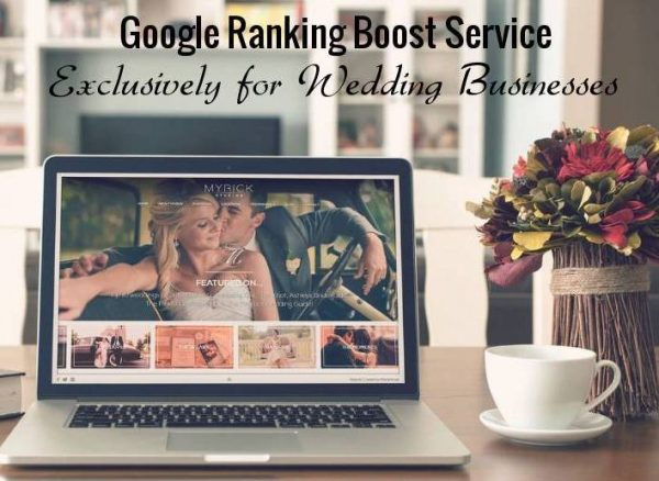 Google Boost for Wedding Businesses