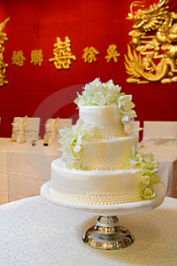 Asian Theme Wedding