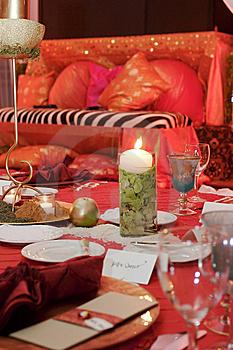 Bohemian Theme Wedding In Planner Certification Program