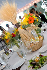 Certified Theme Wedding Certification Course - Harvest theme wedding.