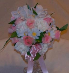Wedding Floral Design Course - Spring Wedding Bouquet