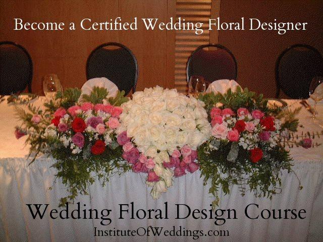 Wedding Floral Design Course