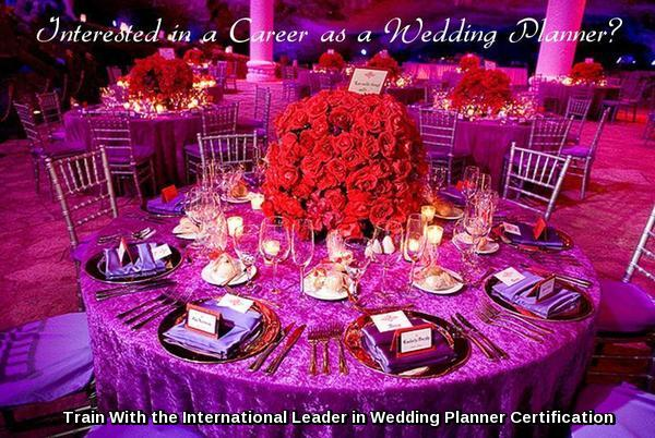 Wedding Planner Certification Course
