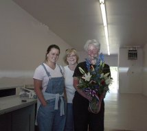 Students from our Wedding Floral Design Classes Online