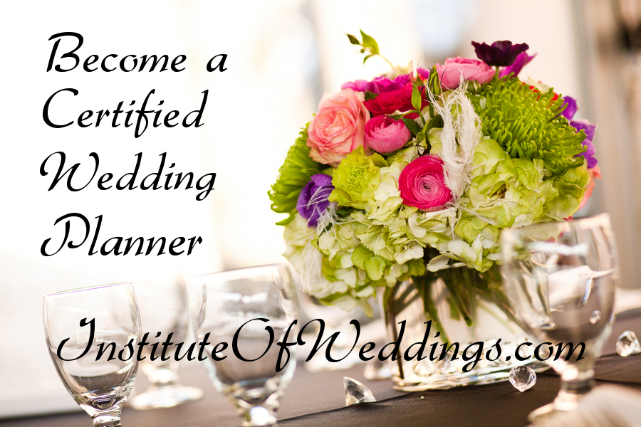 Wedding Planner Course - Become a Wedding Planner